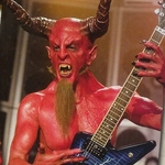 I am the devil I love metal