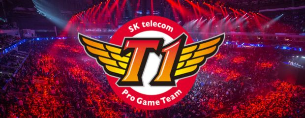 Стал известен полный состав SK Telecom T1