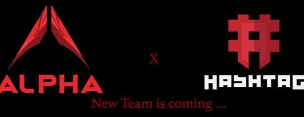 343 заменит Winter в составе Alpha x Hashtag