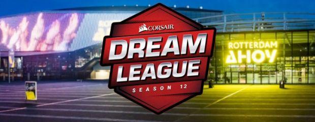 FlyToMoon не выиграли ни одной карты Итоги группового этапа DreamLeague Season 12