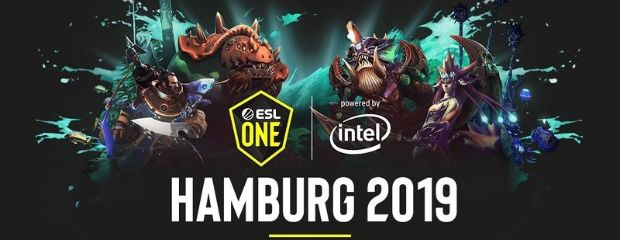 ESL One Hamburg 2019 Итоги первого дня группового этапа