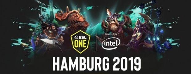 ESL One Hamburg 2019 Итоги третьего игрового дня