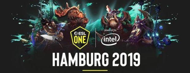 Virtus Pro завершила выступление на ESL One Hamburg 2019 Итоги пятого игрового дня