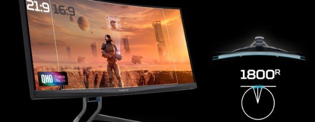 Обзор короля среди игровых мониторов - Predator X35