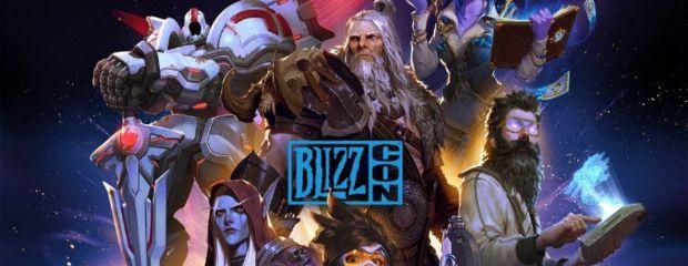 Первый день BlizzCon 2019 анонс Diablo 4 и Overwatch 2