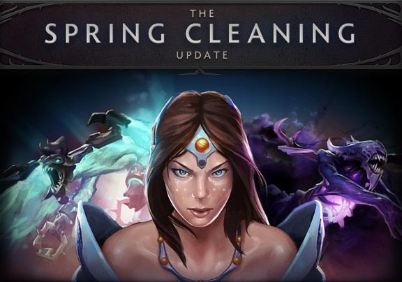 Dota 2: Весеннее очищение