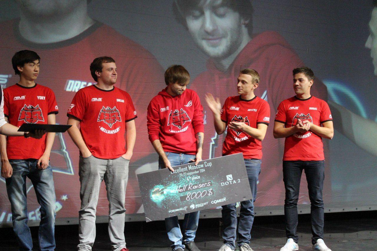 Team Secret eSports | ВКонтакте