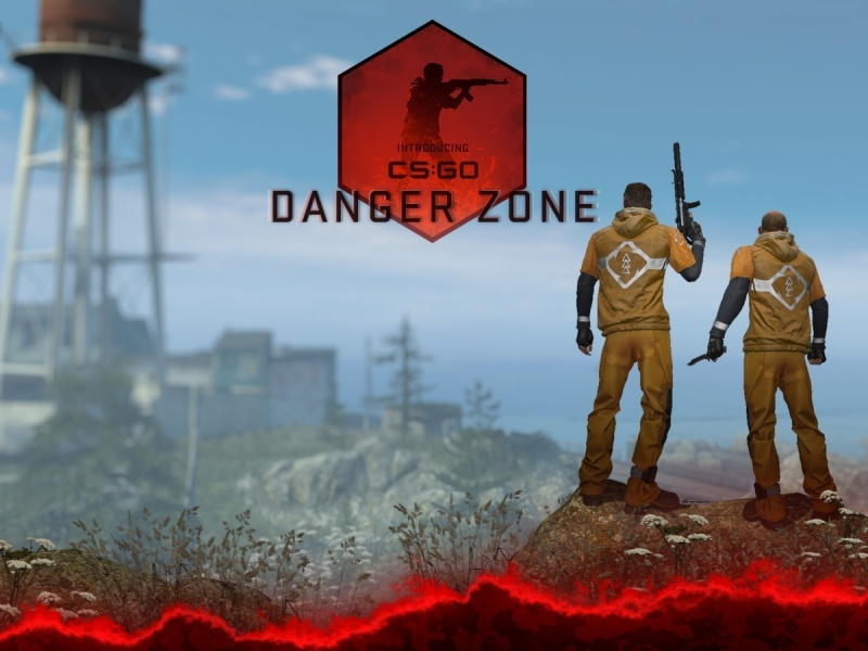 CS:GO - Danger Zone