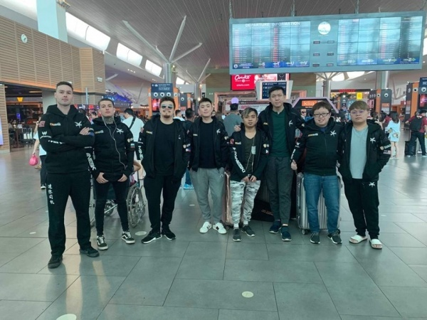 The International 2019, dota2, Mineski