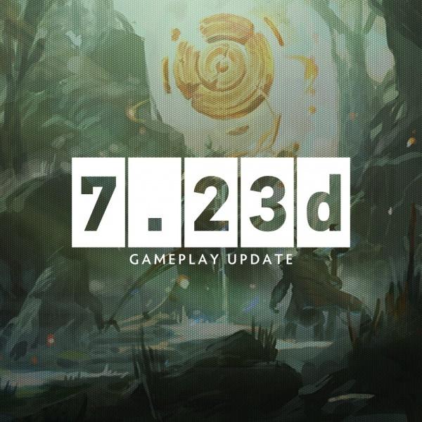 Dota 2 Rilis Update Patch 7.23d